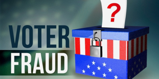 The Reality of Electoral Fraud