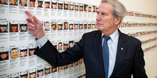 Walter Jones, Iraq War Supporter Who Became Anti-War, Dies At 76