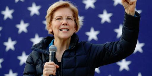 Elizabeth Warren's Fundraising Hypocrisy