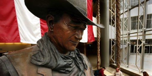 Columnist Calls for Taking John Wayne's Name Off Orange County Airport