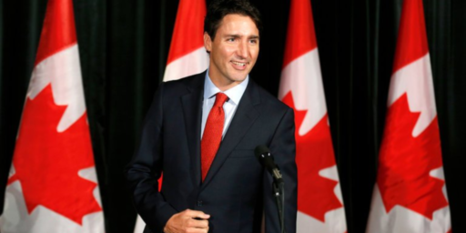 Justin Trudeau's Image Tainted Amid Growing Scandal In Canada