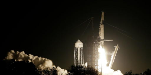Crew Dragon Launch A Success For NASA And SpaceX