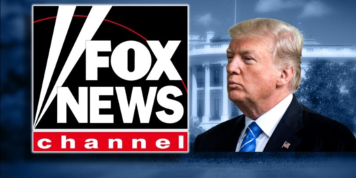 Trump Not Pleased With Fox News Reaching Out To Democratic Candidates