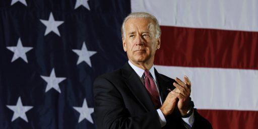 Joe Biden Gets Post-Announcement Poll Bounce