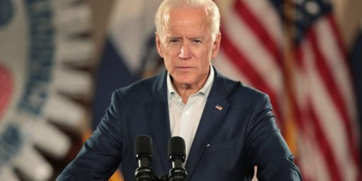 The Biden Backlash
