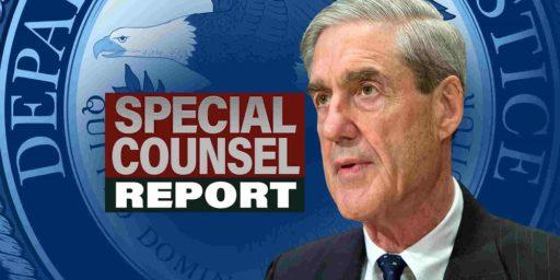 Post-Mueller Recriminations