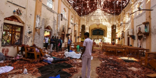 Sri Lanka Attacks Prove That ISIS Has Not Been Defeated