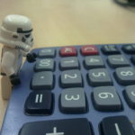 calculator storm trooper