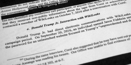 Mueller Report Redaction