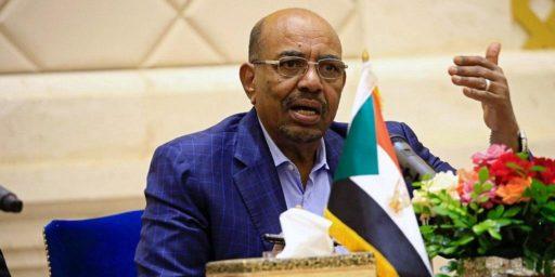 Sudan's Omar Bashir Deposed