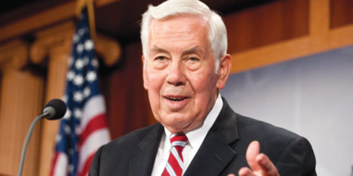Richard Lugar Dead at 87