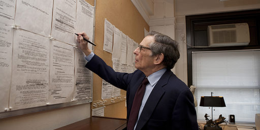 Robert Caro on Writing