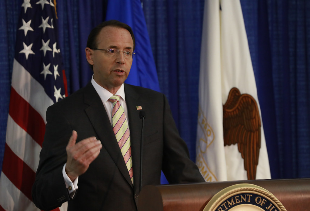 Rosenstein Calls Out Obama Admin For Failing to 'Publicize' Russian Election Interference