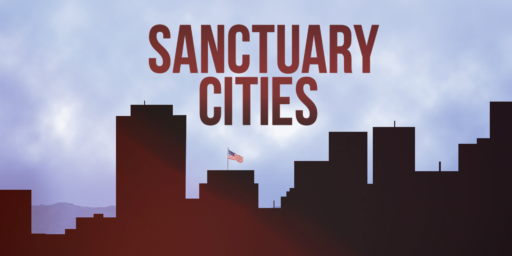 Trump Wants to Dump Detainees in Sanctuary Cities