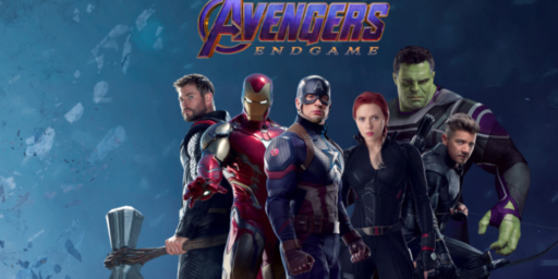 <em>Avengers: Endgame</em> Passes $1 Billion In Gross Receipts