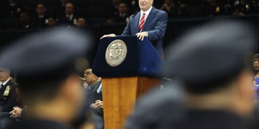 Bill de Blasio Running For President For Some Reason