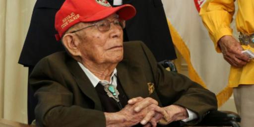 Fleming Begaye, World War II Navajo Code Talker, Dies At 97
