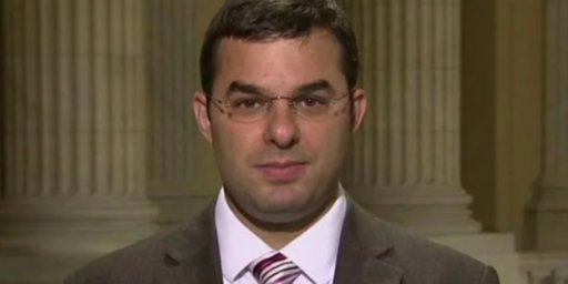 Justin Amash Further Bolsters His Call For Impeachment