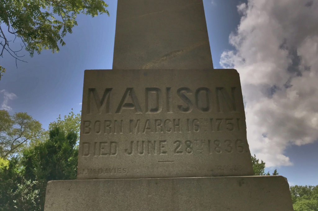 Why At Least One Madisonian Has To >> On Angels Ambition And Institutions