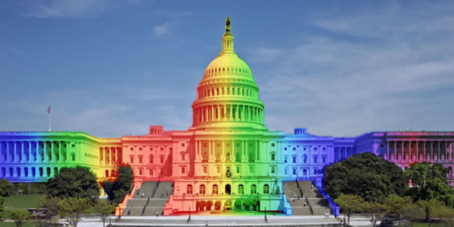House Passes Equality Act, Extending Civil Rights Law To LGBT Americans