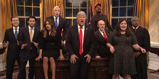 <em>Saturday Night Live</em> Closes Season With Hits At Trump And Abortion Bans