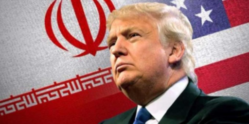 Trump's Threat To Attack Iranian Cultural Sites Would Probably Be A War Crime