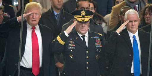 Trump Reportedly Will Pardon American Servicemen Convicted Of War Crimes