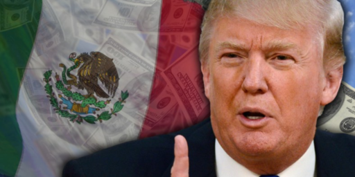 Trump Placing Tariffs On All Trade With Mexico