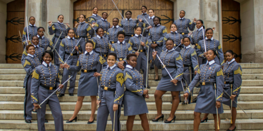 West Point Graduates Record Number Of African-American Women