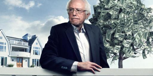 Bernie Sanders the Millionaire