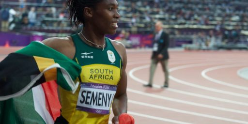 Caster Semenya and the Limits of Binary Gender