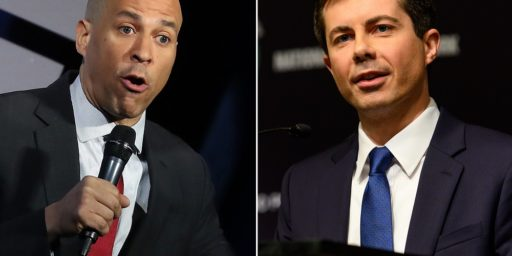 Buttigieg vs Booker