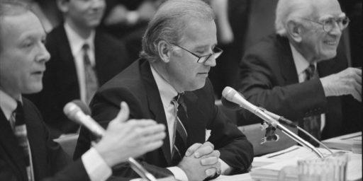 Biden and the Crime Bill