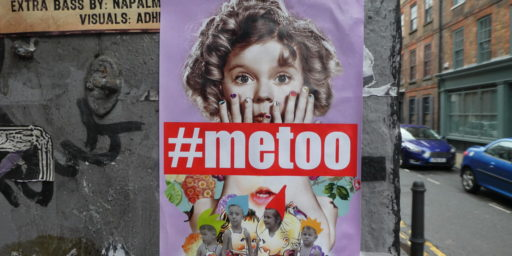 #metoo artistic graffiti girl shocked