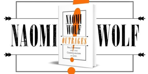 Naomi Wolf's New Book a Complete Misunderstanding