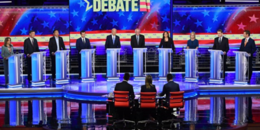 Biden, Sanders, Buttigieg Come Under Fire On Second Night Of Democratic Debates