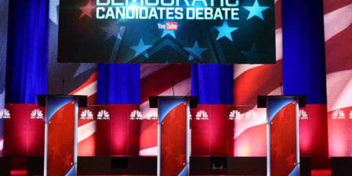Democrats Announce Qualifiers For First Debate