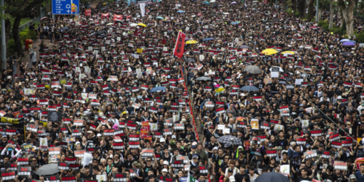 Not Mollified By Concessions, Hong Kong Protests Expand