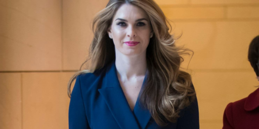Former Trump Aide Hope Hicks To Testify Before Congress