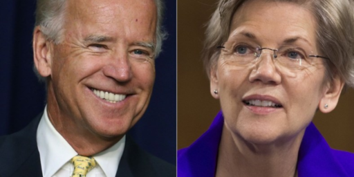 Warren And Biden Report Strong Fourth Quarter Fundraising Numbers