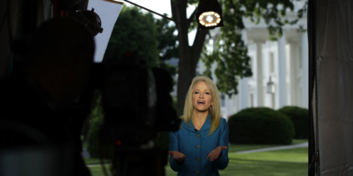 Office of Special Counsel Recommends Kellyanne Conway Be Fired