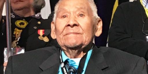 Louis Levi Oakes, Last Mohawk Code Talker, Dies At 94