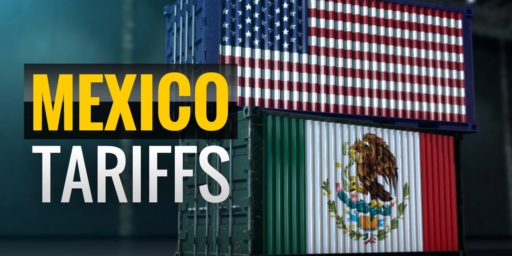 U.S. And Mexico Reach Deal To Avert Tariffs, For Now