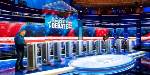 First Democratic Debate Sets Viewership Record