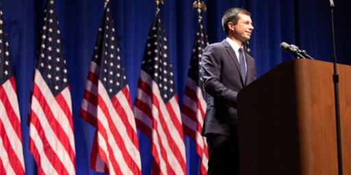 Pete Buttigieg Lays Out An Encouraging Foreign Policy Platform