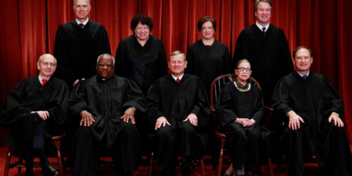 Ruth Bader Ginsburg Hints At Deep Divisions As Supreme Court Nears End Of Term