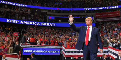 Trump Kicks Off 2020 Campaign With Return To 2016's Rants And Red Meat