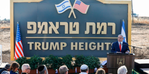 Trump Heights: A Fraudulent Town Named For A Fraudulent President