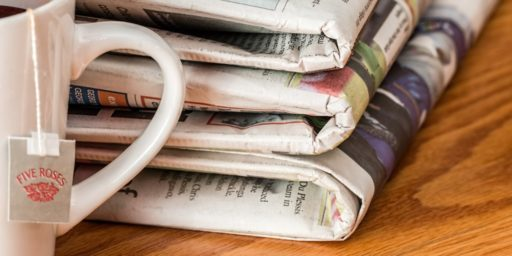 How Newspapers Killed Themselves