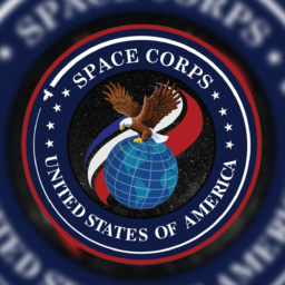 space force space corps logo